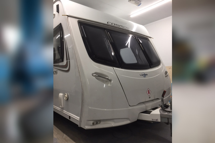 Upgrades, refurbs and motorhome/caravan restoration